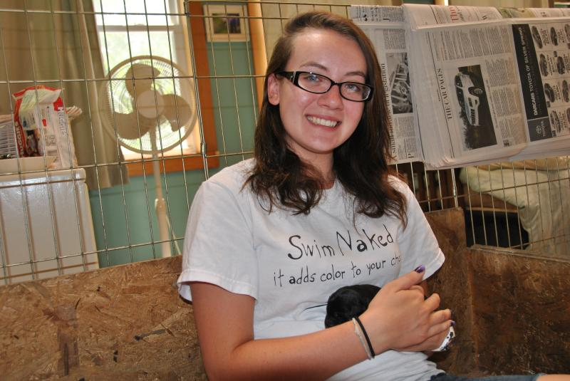 Another BF of my son's who is like my daughter...her first delivery