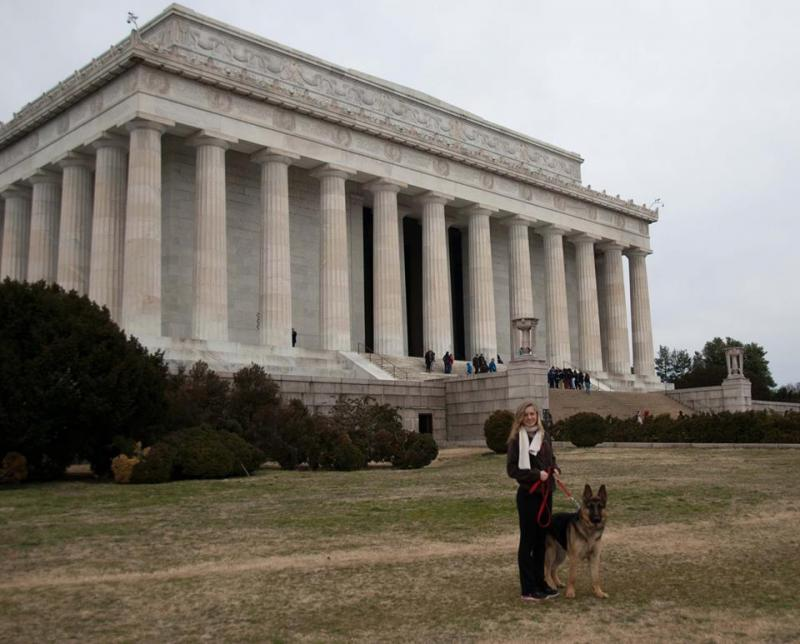 Ace and Nina's son  9 months old